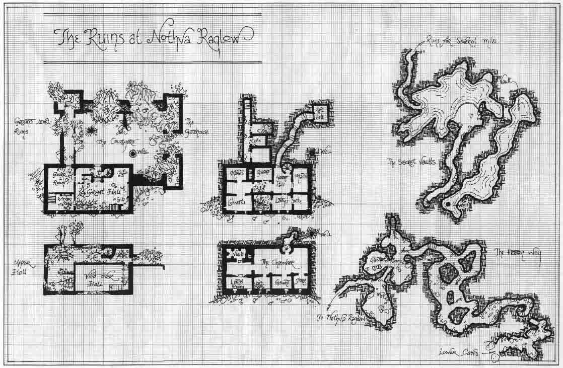 100+ Simple Dungeon Maps – yasminroohi